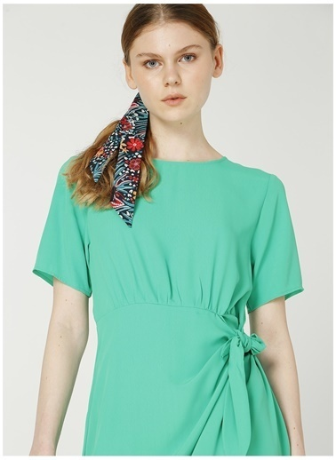 Limon Company Limon Nelly Yeşil Kadın Elbise Yeşil